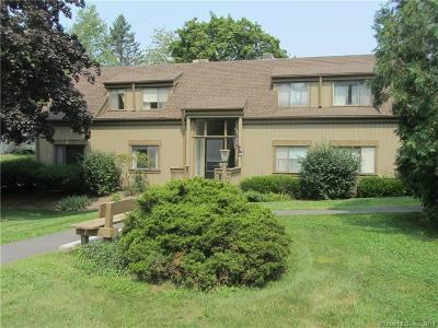 Southbury Condo/Townhouse For Sale: 266 Heritage Village #A