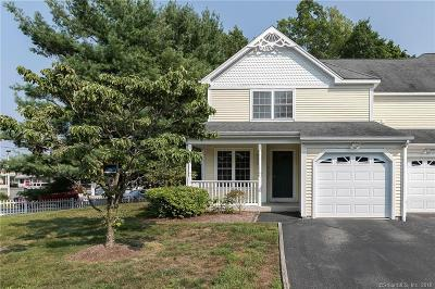 Milford CT Condo/Townhouse For Sale: $289,000