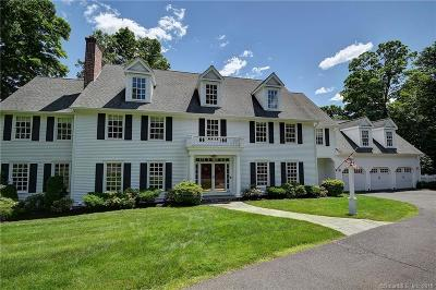 West Hartford Single Family Home For Sale: 295 Westmont Street