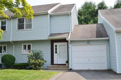 East Windsor Condo/Townhouse For Sale: 19 Kevin Drive #19