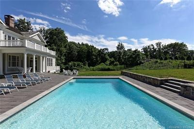 Greenwich Single Family Home For Sale: 16 Boulder Brook Road