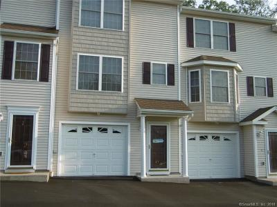 Waterbury Condo/Townhouse For Sale: 111 Taft Point #4