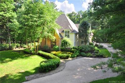 Farmington Single Family Home For Sale: 1 Hinchley Wood