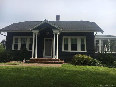 Wallingford Single Family Home For Sale: 168 North Street