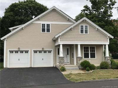 Middletown Condo/Townhouse For Sale: 113 Bartlett Hollow #113