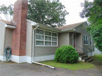 Wolcott CT Single Family Home For Sale: $179,900