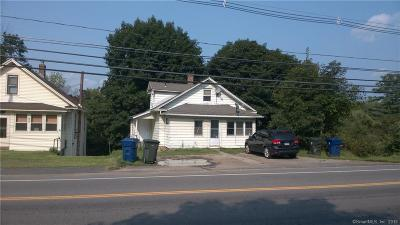 Tolland County, Windham County Multi Family Home For Sale: 478 Windham Road