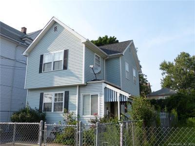 Waterbury Single Family Home For Sale: 13 Webb Street