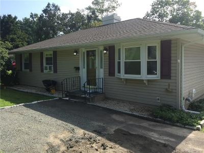 Danbury Single Family Home For Sale: 12 Jackson Drive