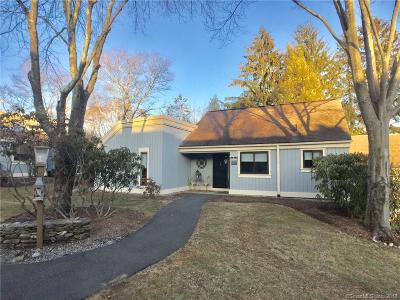 Southbury Condo/Townhouse For Sale: 463 Heritage Village #A