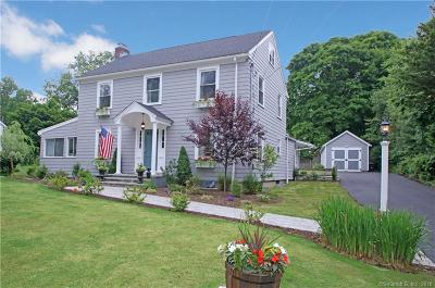 Fairfield Single Family Home For Sale: 146 Oxford Road