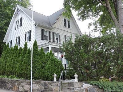 Greenwich Single Family Home For Sale: 9 Glenville Street
