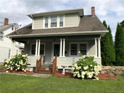 Norwich Single Family Home For Sale: 120 West Thames Street