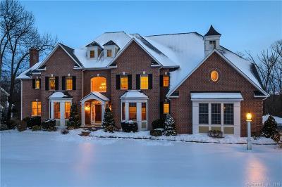 Avon Single Family Home For Sale: 87 Wildwood Drive