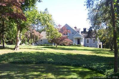 Wilton Single Family Home For Sale: 84 Warncke Road