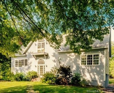 Westport Single Family Home For Sale: 6 Silent Grove