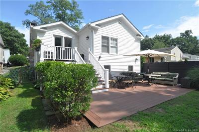 Stamford Single Family Home For Sale: 23 Marian Street