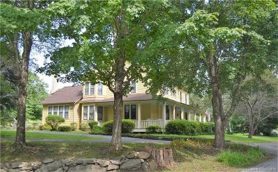 New Milford Single Family Home For Sale: 64 Gaylord Road