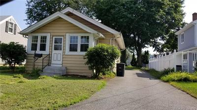 Milford CT Single Family Home For Sale: $184,900