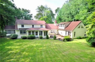 Avon Single Family Home For Sale: 43 Brookmoor Road