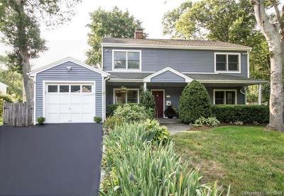 Norwalk Single Family Home For Sale: 8 Saddle Road