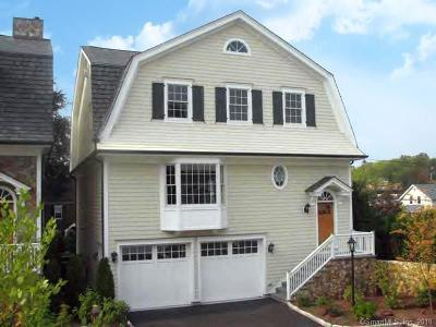New Canaan Condo/Townhouse For Sale: 6c Maple Street #.