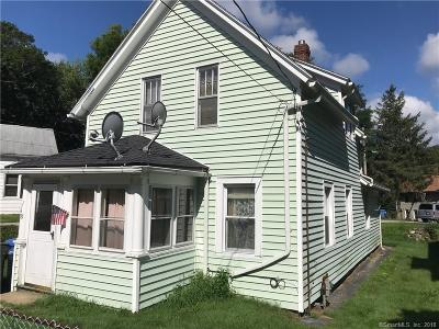 Norwich Single Family Home For Sale: 168 Boswell Avenue