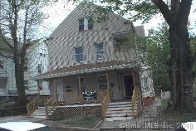 Waterbury Multi Family Home For Sale: 46 Wood Street