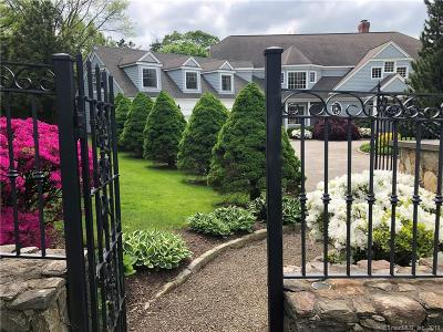 Weston Single Family Home For Sale: Aspetuck Hill Lane #0/45