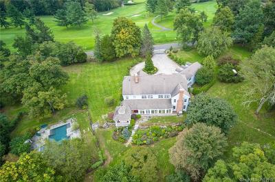 Weston Single Family Home For Sale: Aspetuck Hill Lane #00