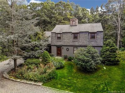 Easton Single Family Home For Sale: 40 Knapp Street