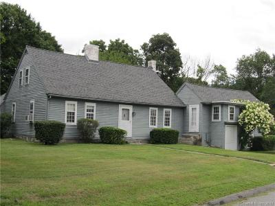 Groton Single Family Home For Sale: 219 Candlewood Road