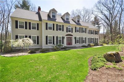 Avon Single Family Home For Sale: 16 Ardsley Way