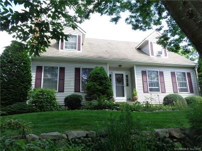 Groton Single Family Home For Sale: 126 Windwood Way