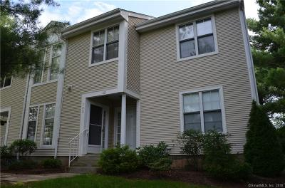 Rocky Hill Condo/Townhouse For Sale: 102 Country Club Court #102