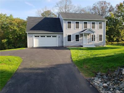 Preston Single Family Home For Sale: 295 Route 165