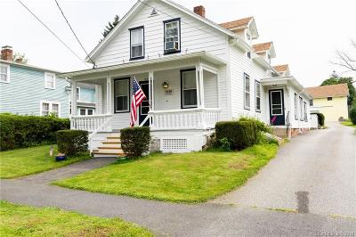 Litchfield Multi Family Home Show: 25 Meadow Street