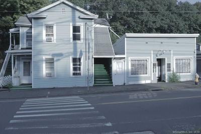 Shelton Multi Family Home For Sale: 8 Bridgeport Avenue