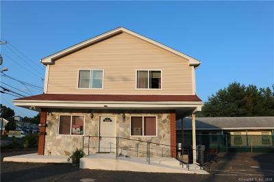 Plainville Rental For Rent: 120 New Britain Avenue