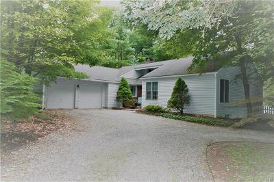 Torrington Single Family Home For Sale: 240 Lindberg Street
