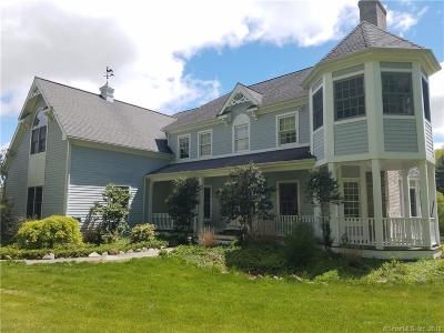 Newtown Single Family Home For Sale: 55 Pond Brook Road
