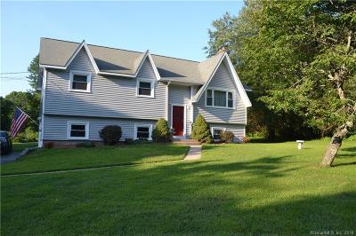 Ledyard Single Family Home For Sale: 97 Thomas Road
