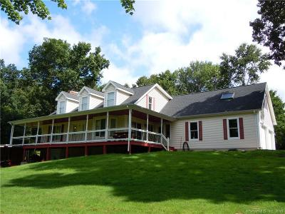 Thomaston Single Family Home For Sale: 235 Smith Road