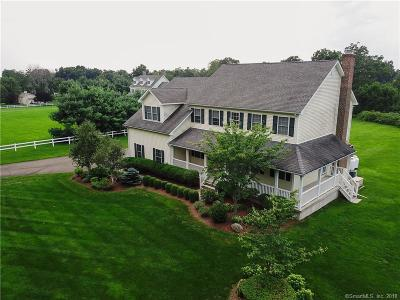 Bethany Single Family Home For Sale: 179 Litchfield Turnpike