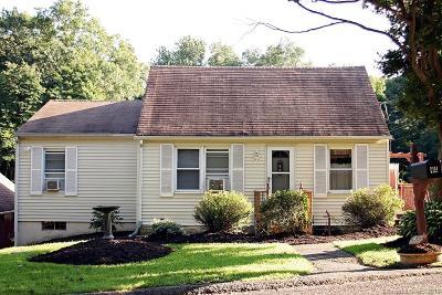 Shelton Single Family Home For Sale: 44 Park Avenue