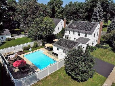 West Hartford Single Family Home For Sale: 1699 Asylum Avenue