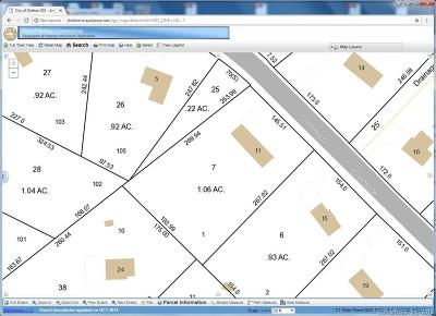 Shelton Residential Lots & Land For Sale: 11 Robert Frost Drive