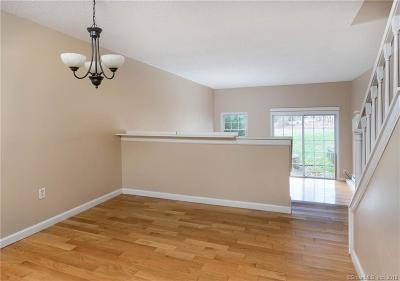 Middletown Condo/Townhouse For Sale: 17 Rising Trail Court #L