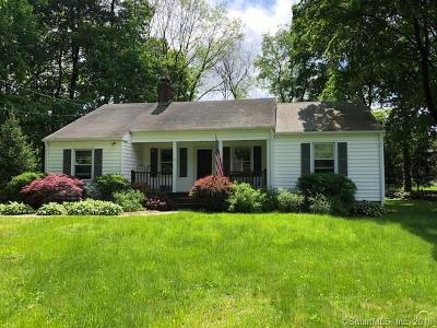 Ridgefield Single Family Home For Sale: 3 Silver Birch Lane