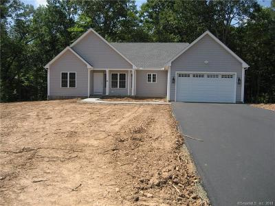 Middlefield Single Family Home For Sale: 33 Peters Lane